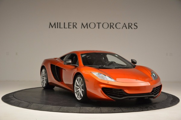 Used 2012 McLaren MP4-12C for sale Sold at Pagani of Greenwich in Greenwich CT 06830 11