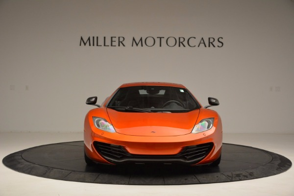 Used 2012 McLaren MP4-12C for sale Sold at Pagani of Greenwich in Greenwich CT 06830 12