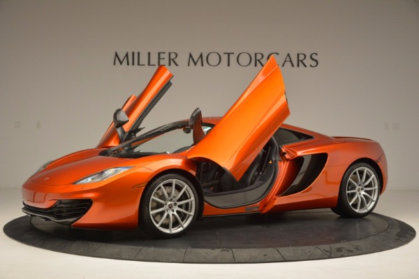 Used 2012 McLaren MP4-12C for sale Sold at Pagani of Greenwich in Greenwich CT 06830 14
