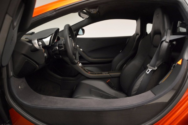 Used 2012 McLaren MP4-12C for sale Sold at Pagani of Greenwich in Greenwich CT 06830 22