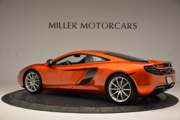 Used 2012 McLaren MP4-12C for sale Sold at Pagani of Greenwich in Greenwich CT 06830 4