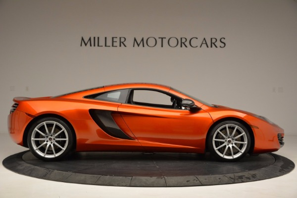Used 2012 McLaren MP4-12C for sale Sold at Pagani of Greenwich in Greenwich CT 06830 9