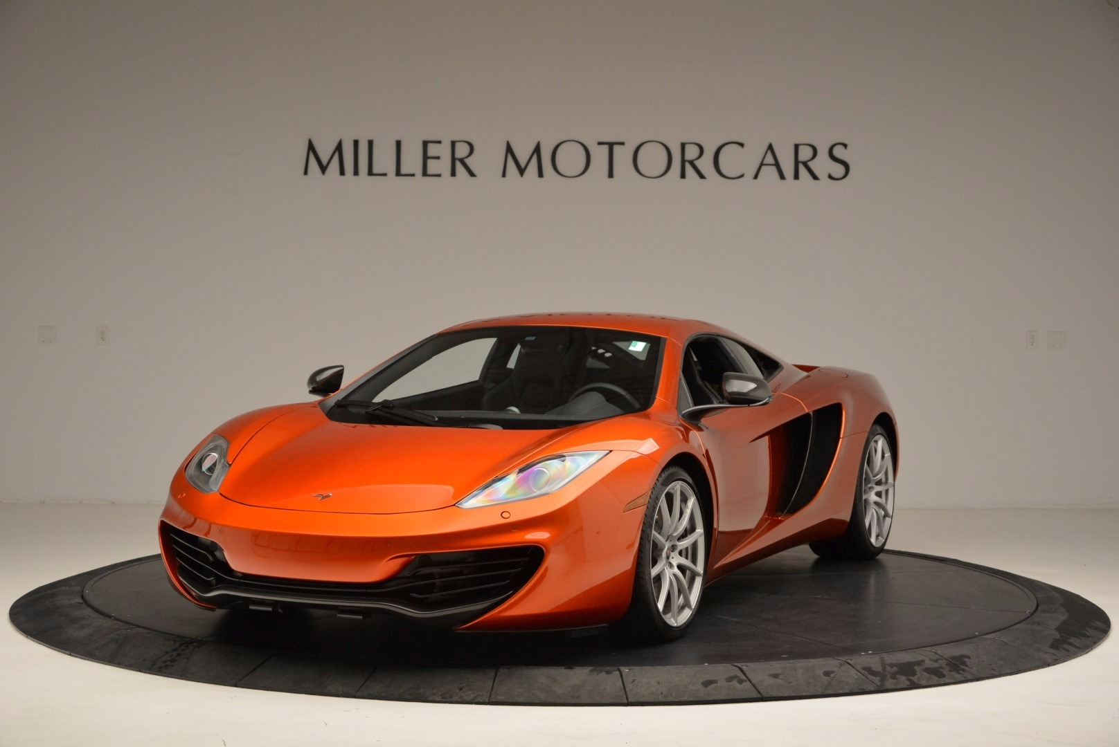 Used 2012 McLaren MP4-12C for sale Sold at Pagani of Greenwich in Greenwich CT 06830 1