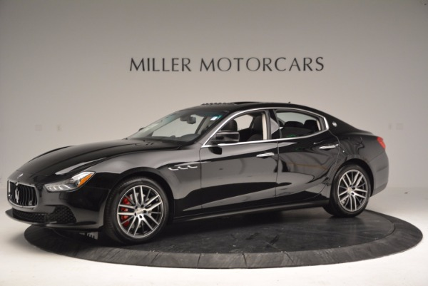 New 2017 Maserati Ghibli S Q4 for sale Sold at Pagani of Greenwich in Greenwich CT 06830 2