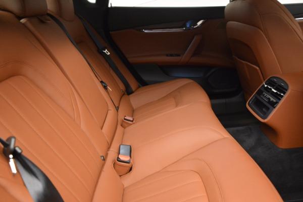 New 2017 Maserati Quattroporte S Q4 for sale Sold at Pagani of Greenwich in Greenwich CT 06830 24