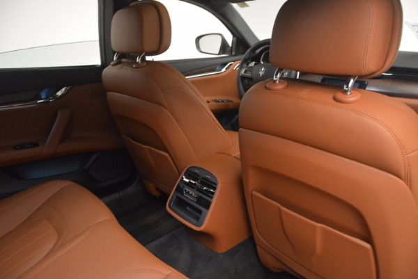 New 2017 Maserati Quattroporte S Q4 for sale Sold at Pagani of Greenwich in Greenwich CT 06830 25