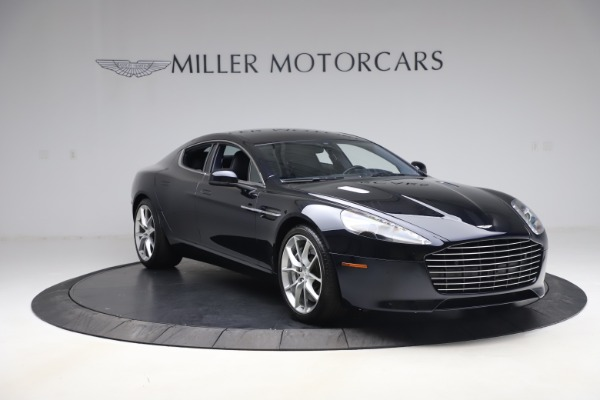 New 2016 Aston Martin Rapide S Base for sale Sold at Pagani of Greenwich in Greenwich CT 06830 10