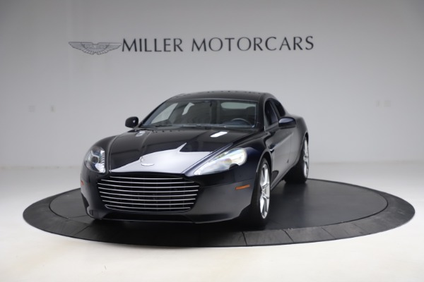 New 2016 Aston Martin Rapide S Base for sale Sold at Pagani of Greenwich in Greenwich CT 06830 12