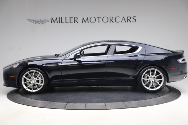 New 2016 Aston Martin Rapide S Base for sale Sold at Pagani of Greenwich in Greenwich CT 06830 2