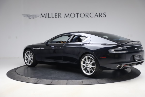 New 2016 Aston Martin Rapide S Base for sale Sold at Pagani of Greenwich in Greenwich CT 06830 3