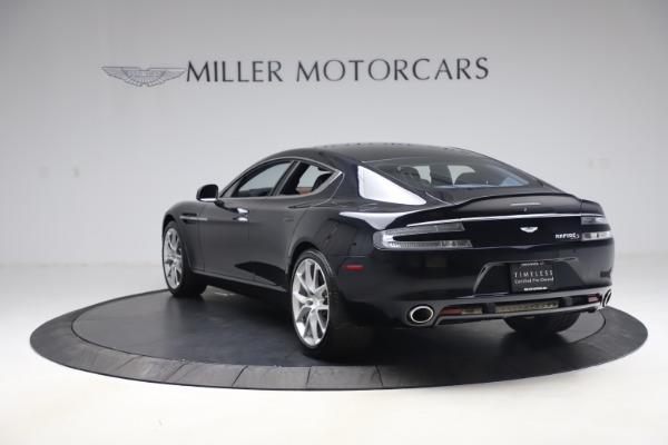 New 2016 Aston Martin Rapide S Base for sale Sold at Pagani of Greenwich in Greenwich CT 06830 4