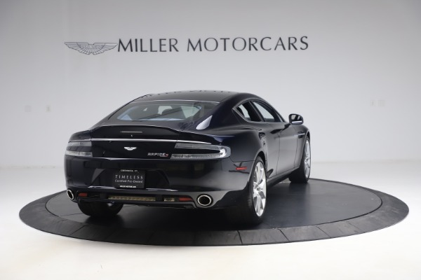Used 2016 Aston Martin Rapide S for sale $123,900 at Pagani of Greenwich in Greenwich CT 06830 6