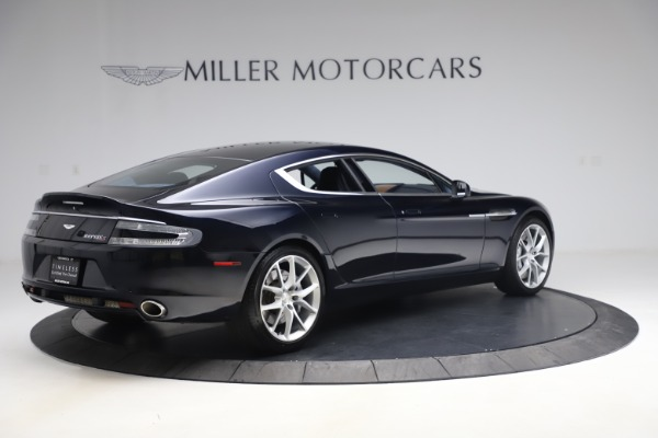 Used 2016 Aston Martin Rapide S Sedan for sale $123,900 at Pagani of Greenwich in Greenwich CT 06830 7