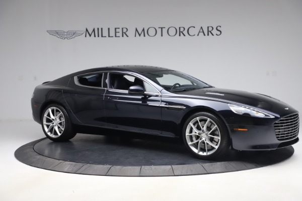 Used 2016 Aston Martin Rapide S Sedan for sale $123,900 at Pagani of Greenwich in Greenwich CT 06830 8