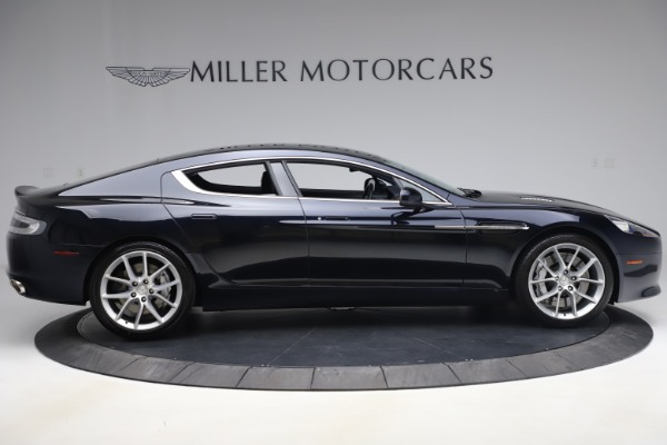 Used 2016 Aston Martin Rapide S Sedan for sale $123,900 at Pagani of Greenwich in Greenwich CT 06830 9