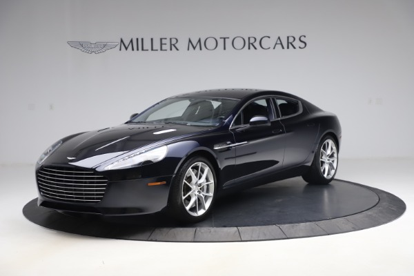 New 2016 Aston Martin Rapide S Base for sale Sold at Pagani of Greenwich in Greenwich CT 06830 1