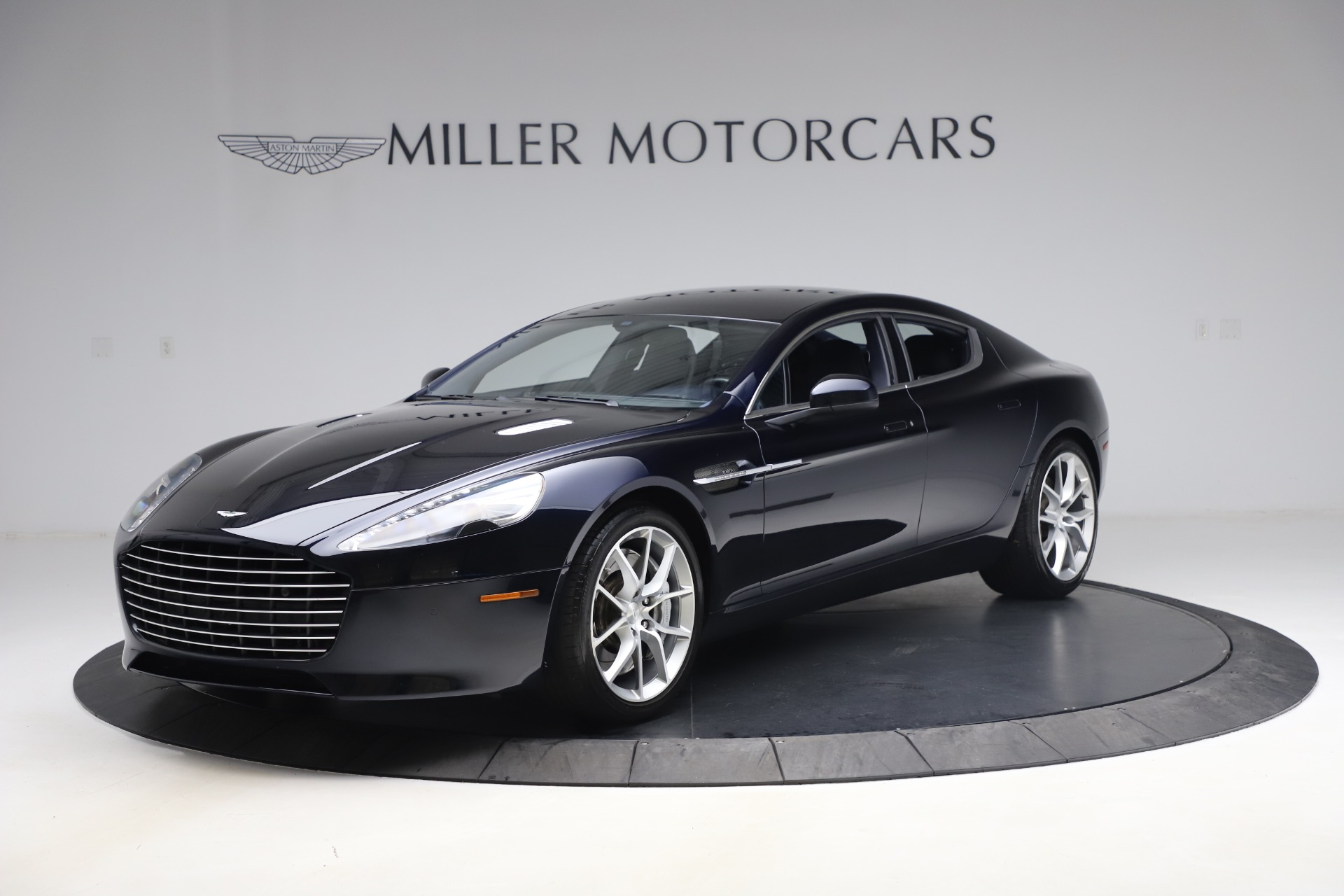 Used 2016 Aston Martin Rapide S for sale $123,900 at Pagani of Greenwich in Greenwich CT 06830 1