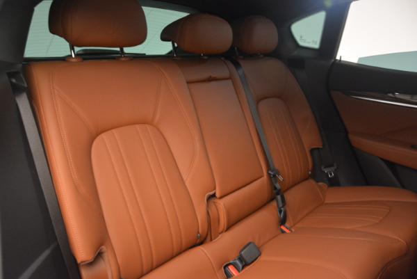 New 2017 Maserati Levante for sale Sold at Pagani of Greenwich in Greenwich CT 06830 21