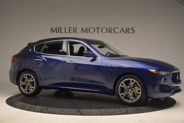 Used 2017 Maserati Levante for sale Sold at Pagani of Greenwich in Greenwich CT 06830 10