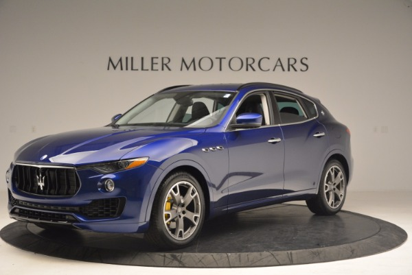 Used 2017 Maserati Levante for sale Sold at Pagani of Greenwich in Greenwich CT 06830 2