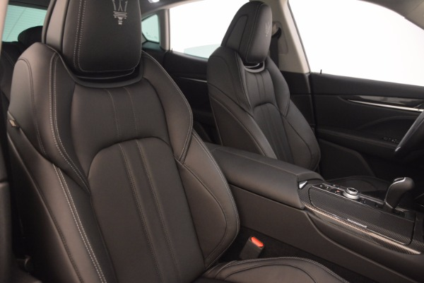 Used 2017 Maserati Levante for sale Sold at Pagani of Greenwich in Greenwich CT 06830 23