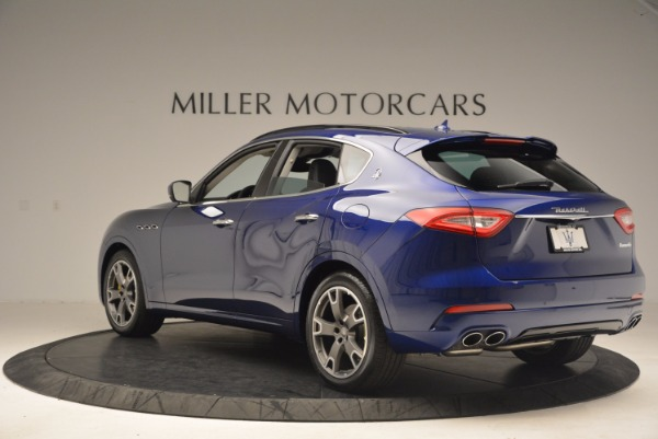 Used 2017 Maserati Levante for sale Sold at Pagani of Greenwich in Greenwich CT 06830 5