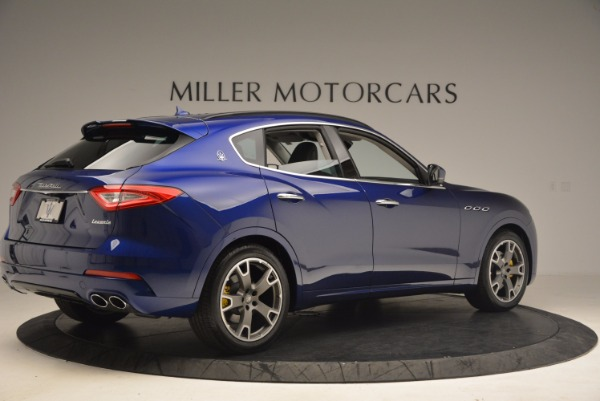 Used 2017 Maserati Levante for sale Sold at Pagani of Greenwich in Greenwich CT 06830 8