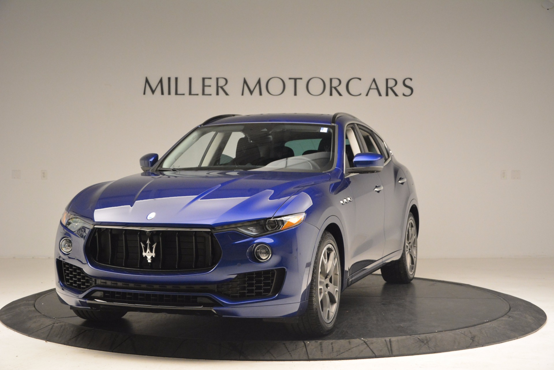Used 2017 Maserati Levante for sale Sold at Pagani of Greenwich in Greenwich CT 06830 1