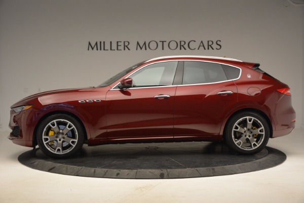 New 2017 Maserati Levante for sale Sold at Pagani of Greenwich in Greenwich CT 06830 3