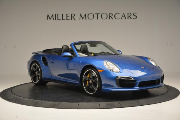 Used 2014 Porsche 911 Turbo S for sale Sold at Pagani of Greenwich in Greenwich CT 06830 12
