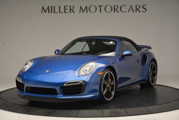 Used 2014 Porsche 911 Turbo S for sale Sold at Pagani of Greenwich in Greenwich CT 06830 13