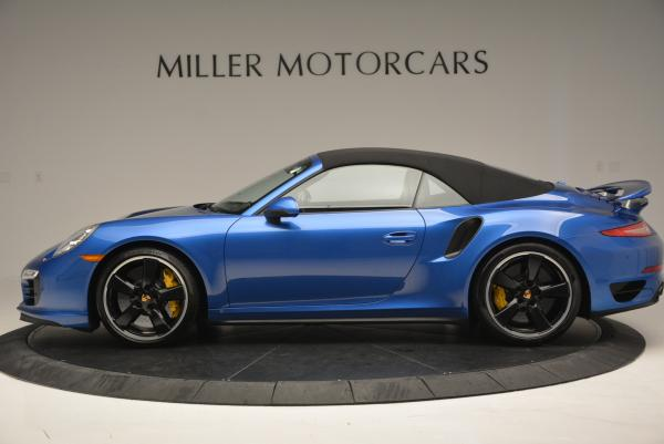 Used 2014 Porsche 911 Turbo S for sale Sold at Pagani of Greenwich in Greenwich CT 06830 14