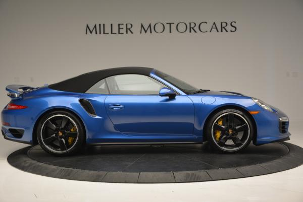 Used 2014 Porsche 911 Turbo S for sale Sold at Pagani of Greenwich in Greenwich CT 06830 15