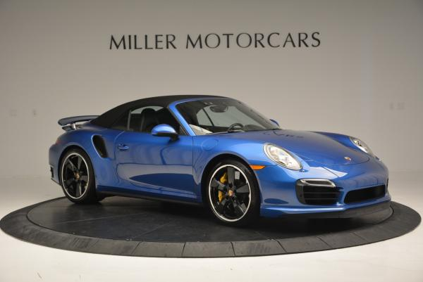 Used 2014 Porsche 911 Turbo S for sale Sold at Pagani of Greenwich in Greenwich CT 06830 16