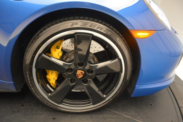 Used 2014 Porsche 911 Turbo S for sale Sold at Pagani of Greenwich in Greenwich CT 06830 27