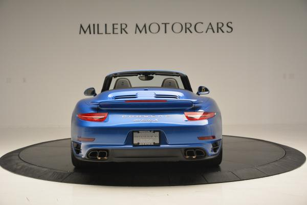 Used 2014 Porsche 911 Turbo S for sale Sold at Pagani of Greenwich in Greenwich CT 06830 6