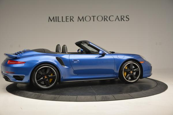 Used 2014 Porsche 911 Turbo S for sale Sold at Pagani of Greenwich in Greenwich CT 06830 9