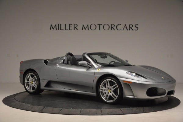 Used 2007 Ferrari F430 Spider for sale $121,900 at Pagani of Greenwich in Greenwich CT 06830 10