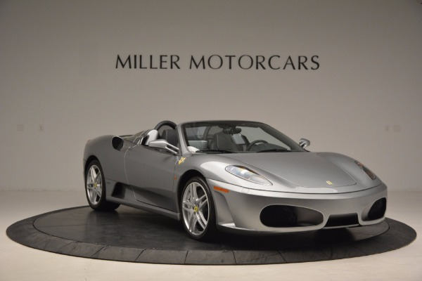 Used 2007 Ferrari F430 Spider for sale $121,900 at Pagani of Greenwich in Greenwich CT 06830 11