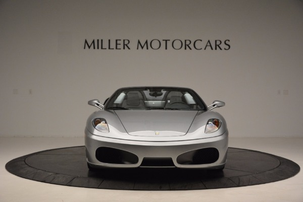 Used 2007 Ferrari F430 Spider for sale $121,900 at Pagani of Greenwich in Greenwich CT 06830 12