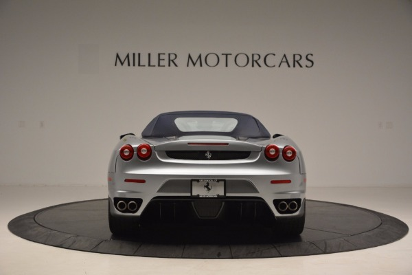 Used 2007 Ferrari F430 Spider for sale $121,900 at Pagani of Greenwich in Greenwich CT 06830 18