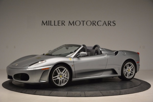 Used 2007 Ferrari F430 Spider for sale $121,900 at Pagani of Greenwich in Greenwich CT 06830 2