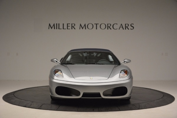 Used 2007 Ferrari F430 Spider for sale $121,900 at Pagani of Greenwich in Greenwich CT 06830 24
