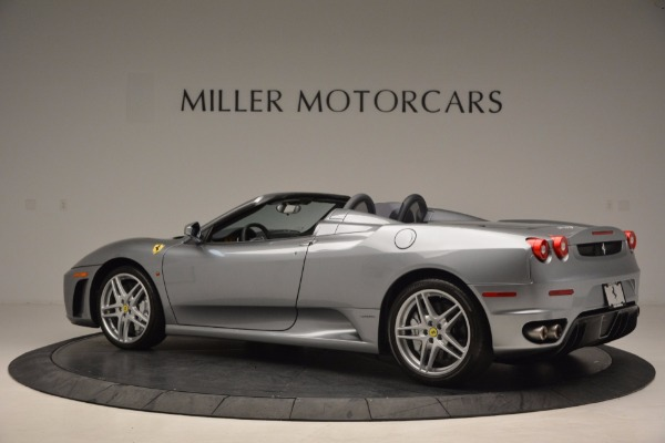 Used 2007 Ferrari F430 Spider for sale $121,900 at Pagani of Greenwich in Greenwich CT 06830 4
