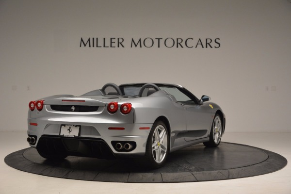 Used 2007 Ferrari F430 Spider for sale $121,900 at Pagani of Greenwich in Greenwich CT 06830 7