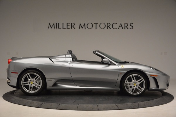 Used 2007 Ferrari F430 Spider for sale $121,900 at Pagani of Greenwich in Greenwich CT 06830 9