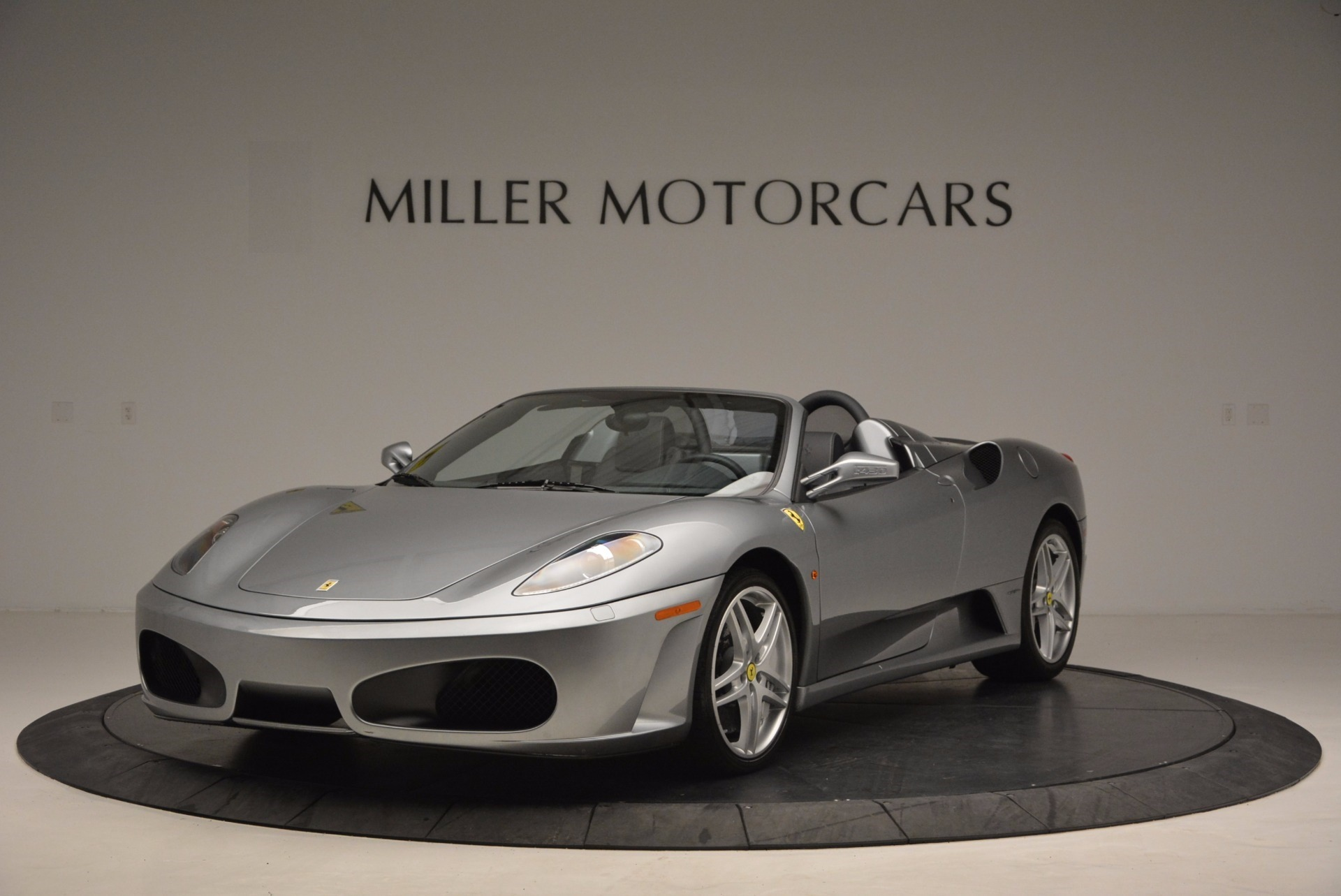 Used 2007 Ferrari F430 Spider for sale $121,900 at Pagani of Greenwich in Greenwich CT 06830 1