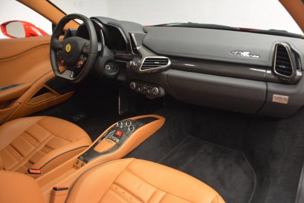 Used 2011 Ferrari 458 Italia for sale Sold at Pagani of Greenwich in Greenwich CT 06830 17