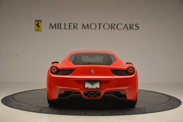 Used 2011 Ferrari 458 Italia for sale Sold at Pagani of Greenwich in Greenwich CT 06830 6