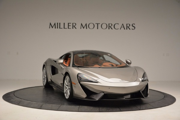 Used 2017 McLaren 570GT for sale Sold at Pagani of Greenwich in Greenwich CT 06830 11